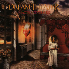 Dream Theater - Images And Words (Vinyl LP - 1992 - EU - Reissue)