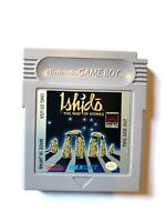 Ishido The Way of Stones ORIGINAL Nintendo GameBoy Game Tested WORKING Authentic