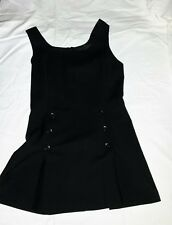 vestito scamiciato in fresco di lana, marca Adry, taglia M