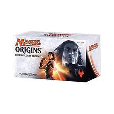 SEALED MTG Magic Origins Deck Builders Toolkit inc. 285 Cards 4 Booster Packs