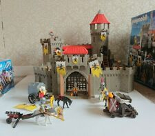 playmobil  4865 Lion Knights Castle + 4867 + 4874 boxed
