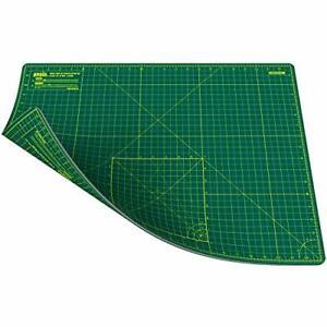 ANSIO Cutting Mat Self Healing A2 Double Sided -22.5 x17Inch / 59 x 44cm