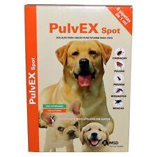 PULVEX  pipettes anti parasitaires pour chien 6X1 ML