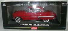 Sun Star 1700 1/18 1954 Chevrolet Bel Air Hard Top Coupe Romany Red NMIB
