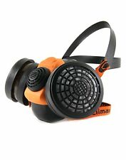Climax 756 Respirator Half Mask c/w double A2 P3 filters + extra pair of filters