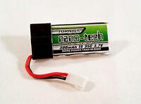 TURNIGY Nano-Tech Lipo Battery 1S 35C-70C 300mAh 3.7v Lithium Polymer Pack  A8