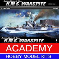 1/350 Queen Elizabeth Class H.M.S. WARSPITE Academy Hobby Model Kit B14105