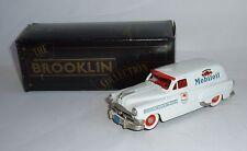 Brooklin Models No. BRK 31A, Pontiac Sedan Mobiloil, - Superb Mint.