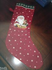 Villeroy & Boch CHRISTMAS EVE 2013 Stocking