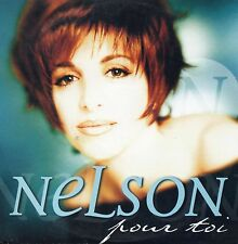 ★☆★ CD SINGLE NELSON & Gino VANELLI L'amour en face 2-track CARD SLEEVE  ★☆★