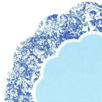 Rondo Round Fluted Japon paper Napkins Serviettes 30 designs u choose free post