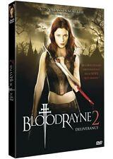 DVD BLOODRAYNE 2 DELIVERANCE  NEUF horreur Natassia Malthel
