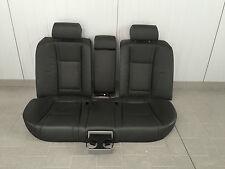 BMW E65 E66 Rücksitzbank Sitz Neuwertig Ledersitz Rücksitz Rear Seat Armlehne