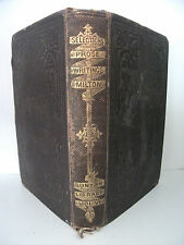 Selections from the Prose Writings of John Milton Bunyan Library Edition 1862