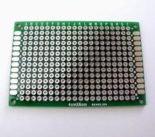 Plaque PCB prototype double face 4x6 cm Double Side Board PCB DIY Prototype