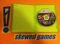 Dark Messiah of Might and Magic - XBox 360 Microsoft Game & Case