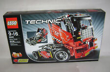 NEW 8041 Lego TECHNIC Race Truck Race Car LIMITED EDITION Building Toy RETIRED A