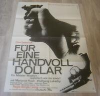 A1 Filmplakat - FÜR EIN PAAR DOLLAR MEHR - CLINT EASTWOOD,SERGIO LEONE, K KINSKI