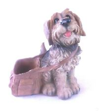 Dog Decoration for the Home - by Collections Etc NEEDS BATERY