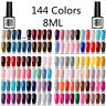 LEMOOC 8ml Smalto Gel UV per Unghie Nail UV Gel Polish Soak off Vernice Gel