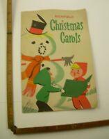 RICHFIELD GASOLINE Christmas Carols ALEX'S Richfield Service Los Angeles 1950s
