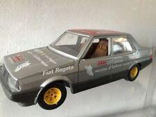 """#194 Fiat Regata Pubblicitaria """"Gente & Motori"""" Grigio - BURAGO 1:24"""
