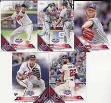 2016 ATLANTA BRAVES 40 Card Lot w/ TOPPS OPENING DAY Team Set 32 CURRENT Players