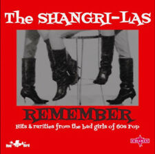 The Shangri-Las : Remember... CD (2011) ***NEW***