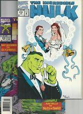 The Incredible Hulk #418,419 1st appearance of Talos (Marvel 1994) VG+/FN