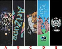 Thickened Skateboard Deck Sandpaper Grip Tape Longboard Griptape Sticker 84x23cm