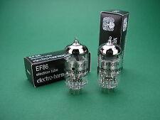 2 x ef86 Electro Harmonix tube neuf/6cf8 - > tube AMP Amplis