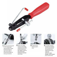 Universal Auto Car CV Joint Boot Clamp Pliers Banding Crimper Tool With Cutter