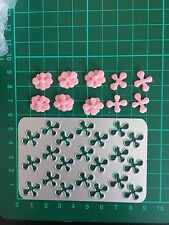 D046 Flower Cutting Die Suit for Sizzix Spellbinders ect. Machine