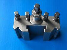 1 X Quick-Change Total Height 70 MM / Gesamtlange 125 Width 50 MM Used