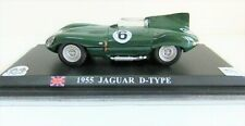 JAGUAR TYPE D  WINNER  24H DU MANS  - 1955 - DEL PRADO -  1/43