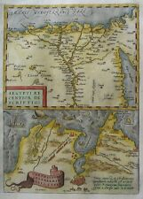 Aegypti .. / Carthaginis ... - Ägypten u. Karthago - Von Abraham Ortelius - 1579