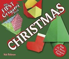 My First Origami Book--Christmas : With 24 Sheets of Origami Paper! by Nick...