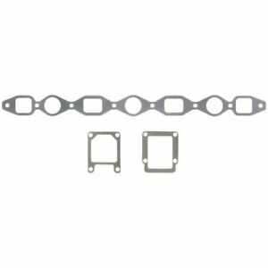 Intake and Exhaust Manifolds Combination Gasket fits 65-70 International M1200