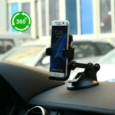 Universal Car Windshield Dashboard Holder Suction Cup Mount Stand For Cell Phone