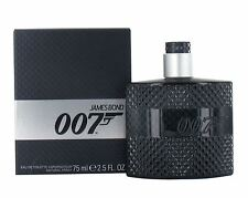 James Bond 007 75ml Eau de Toilette Spray for Men - New