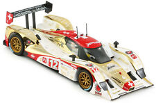 Slot.it Lola B10/60 Le Mans 2010 # 12 SICA22D for Slot Car Racing Track 1 32