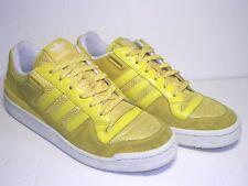 Para Hombre Adidas Originals Forum Lo Rs jaune Amarillo Zapatillas UK 10/US 10.5
