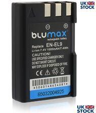 Blumax Li-ion Battery EN-EL9 1000mAh for D5000 D3000 D60 D40 D40X