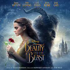 Beauty and The Beast - Disney Soundtrack CD 2017