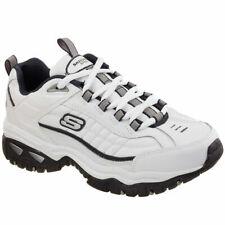 Skechers Men's Energy After Burn Low Top Sneaker Shoes White Footwear Apparel 7w