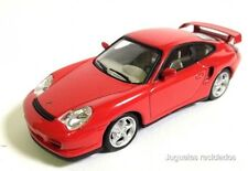 1/43 PORSCHE 911 GT 2 SOLIDO MADE IN FRANCE DIECAST