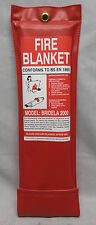 Fire Blanket 1m X 1m BS EN 1869 for Boat Yacht Motorboat