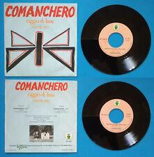 "7""45 Giri Raggio Di Luna (Moon Ray) Comanchero ITALO DISCO 1984 no cd lp dvd vhs"