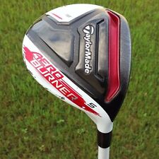 TaylorMade AEROBURNER 5 Fairway Wood 18 Degree Regular Flex Matrix Rul-Z 60!