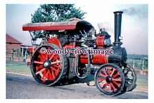 gw0199 - Steam Traction Engine unknown location - photograph